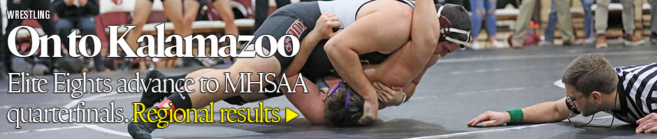 Michigan High School Athletic Association 2020 Wrestling Championships