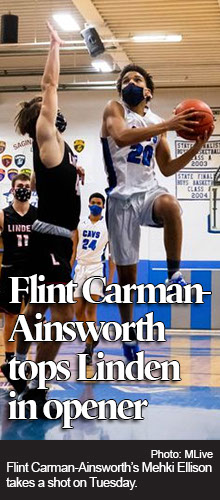 New point guard makes seamless transition for Carman-Ainsworth boys in opener